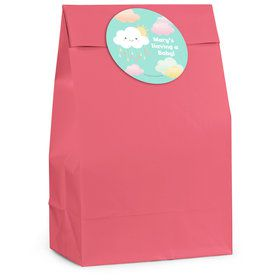 Sunshine Showers Personalized Favor Bag (12 Pack)
