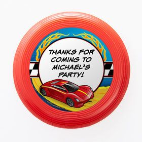 Super Charged Personalized Mini Discs (Set of 12)
