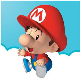Super Mario Bros. Babies Lunch Napkins (20)