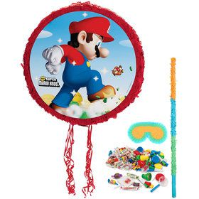 Super Mario Bros. Pinata Kit