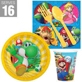 Super Mario Bros Yoshi Snack Pack for 16