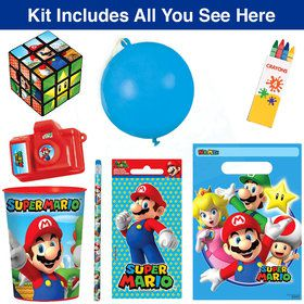 Super Mario Deluxe Favor Goodie Bag (1)