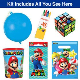 Super Mario Favor Goodie Bag (1)