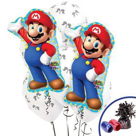 Super Mario Jumbo Balloon Kit