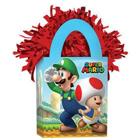 Super Mario Mini Tote Balloon Weight