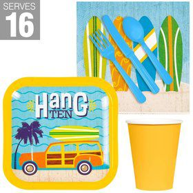 Surfs Up Snack Pack for 16