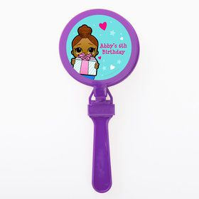 Surprise Dolls Personalized Clappers (Set of 12)