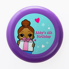 Surprise Dolls Personalized Mini Discs (Set of 12)
