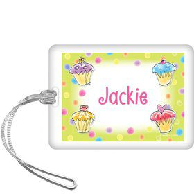 Sweet Celebration Personalized Bag Tag (each)