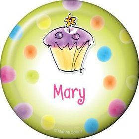 Sweet Celebration Personalized Button (each)