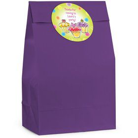 Sweet Celebration Personalized Favor Bag (Set Of 12)