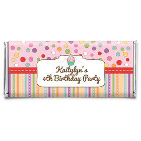 Sweet Stuff Personalized Candy Bar Wrapper (each)