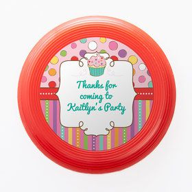 Sweet Stuff Personalized Mini Discs (Set Of 12)