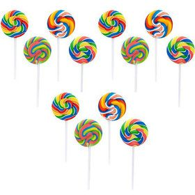 Swirl Lollipop (12-pack)