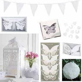 Talking Tables Butterfly Wedding Bundle