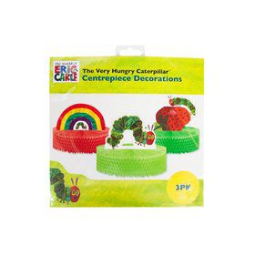 Talking Tables The Very Hungry Caterpillar Centerpiece (3pcs)
