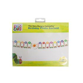 Talking Tables The Very Hungry Caterpillar Photo Garland