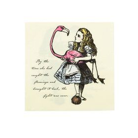 Talking Tables Truly Alice Lunch Napkin (20)