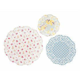 Talking Tables Truly Assorted Scrumptious Doily (24)