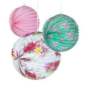 Talking Tables Truly Scrumptious Paper Lanterns (3 Count)