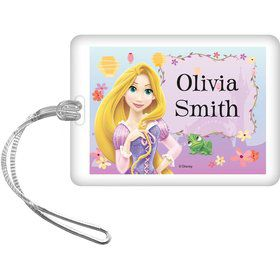 Tangled Personalized Bag Tag (Each)