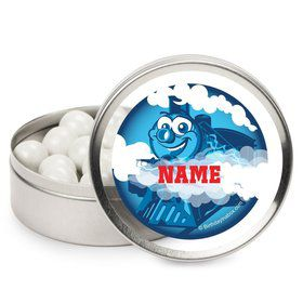 Tank Engine Personalized Candy Tins (12 Pack)