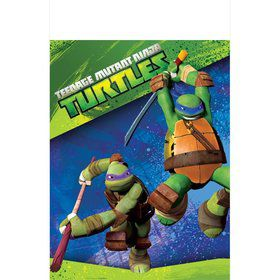 Teenage Mutant Ninja Turtle Tablecover