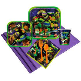 Teenage Mutant Ninja Turtles 24 Guest Party Pack