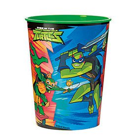 Teenage Mutant Ninja Turtles Plastic 16oz Favor Cup (1)