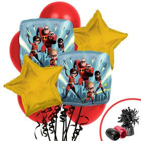The Incredibles 2 Balloon Bouquet