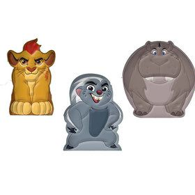 The Lion Guard Finger Puppets (12 Count)