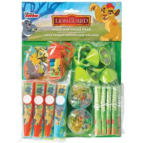 The Lion Guard Mega Mix Favor Pack