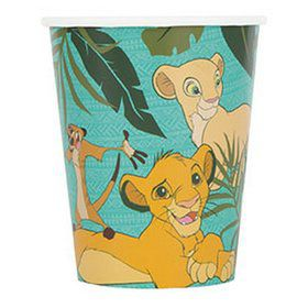 The Lion King 9oz Paper Cups (8)