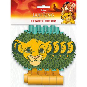 The Lion King Blowouts (8)