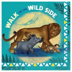 The Lion King Lunch Napkins (16)