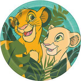 The Lion King Lunch Plates (8)