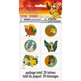 The Lion King Tattoos (24)