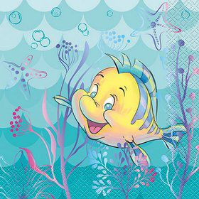 The Little Mermaid Lunch Napkins (16)