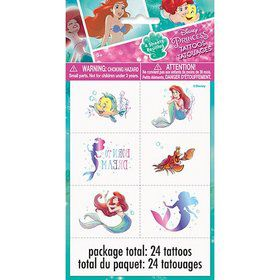 The Little Mermaid Tattoos (24)