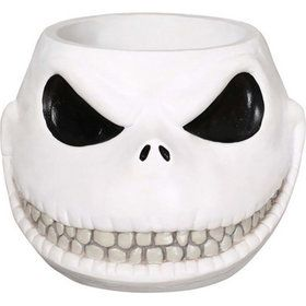 """The Nightmare Before Christmas Jack Skellington 8"""" Candy Bowl"""