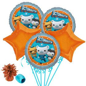 The Octonauts Balloon Bouquet Kit