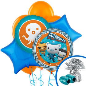 The Octonauts Balloon Bouquet