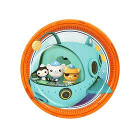 The Octonauts Dessert Plates
