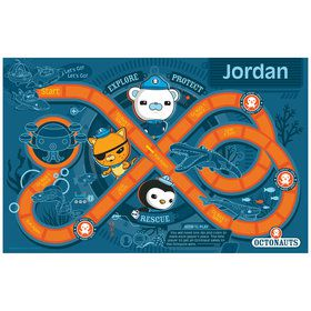 The Octonauts Personalized Activity Mat (8 Count)