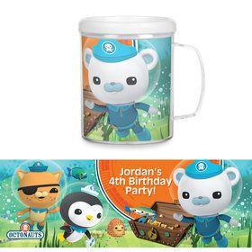 The Octonauts Personalized Favor Mug (Each)