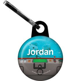 The Octonauts Personalized Zipper Pull (Each)