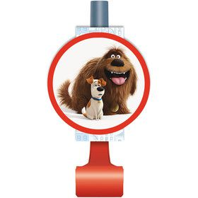 The Secret Life of Pets Blowouts (8 Count)