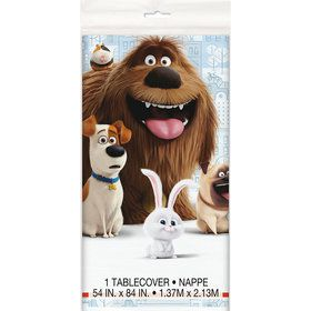 The Secret Life of Pets Table Cover