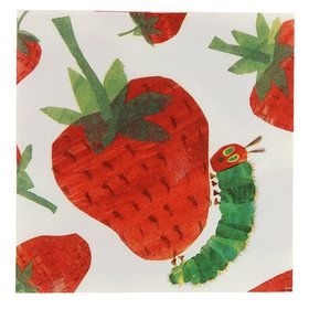 The Very Hungry Caterpillar Lunch Napkins (20)