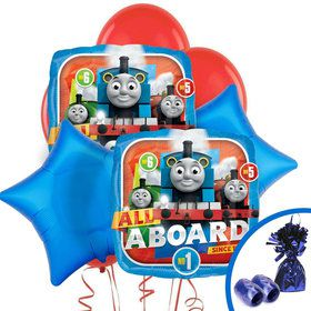 Thomas All Aboard Balloon Bouquet